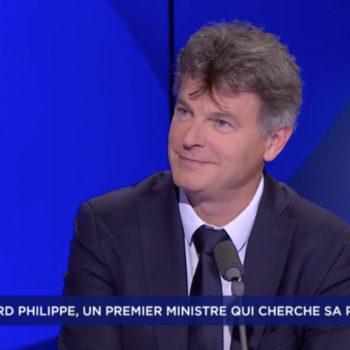 Fabien Roussel Invité de l'émission ça vous regarde